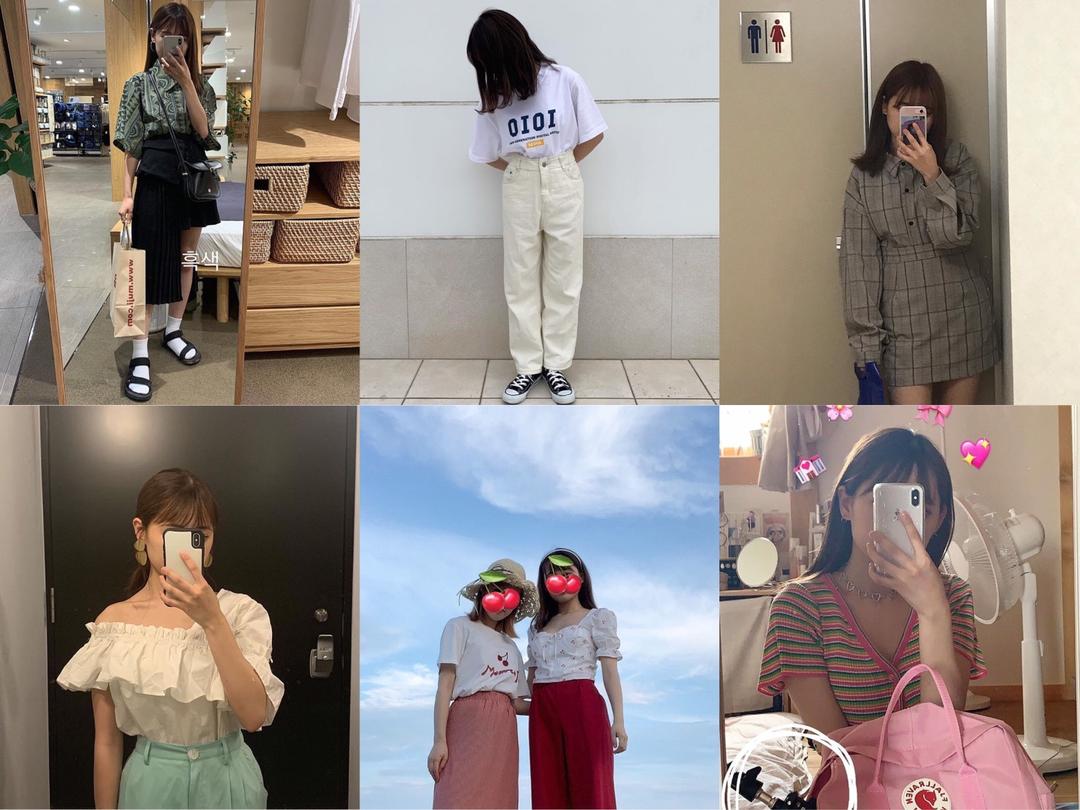 イマドキ韓国風ファッションがやばい@yu_rina07さん♡