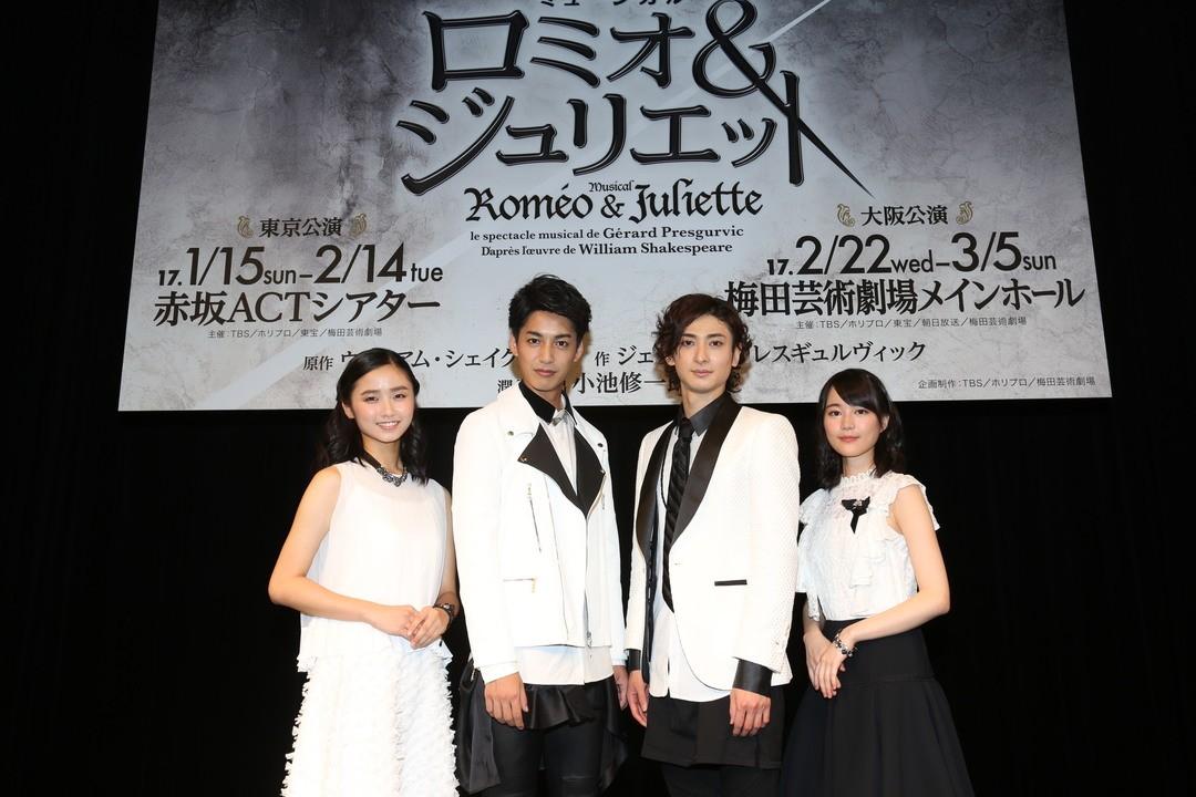 Q・ミュージカル『ロミオ&ジュリエット』に抜擢された感想を教えて!