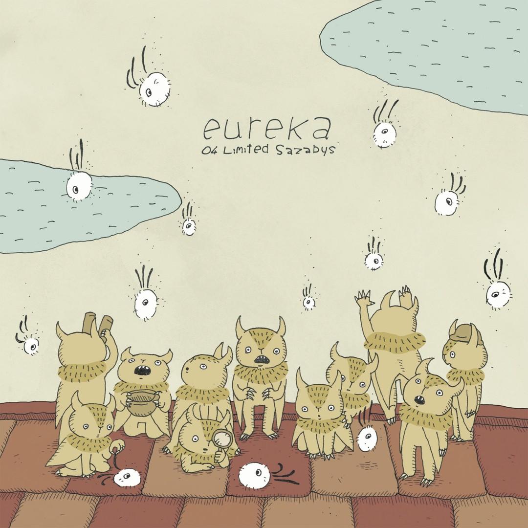『eureka』04 Limited Sazabys