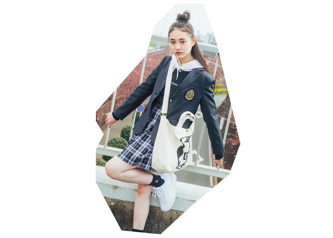 宮野陽名はオトナメンズMIX制服でいく!