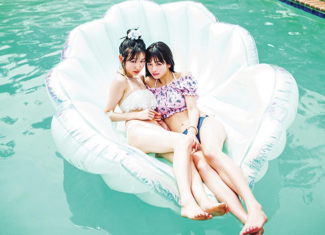 ホワイトとピンクはこの夏もモテのキーワードだよ☆