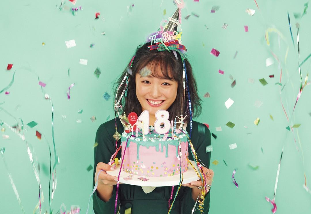 10月9日で花恋さんが18歳に!!