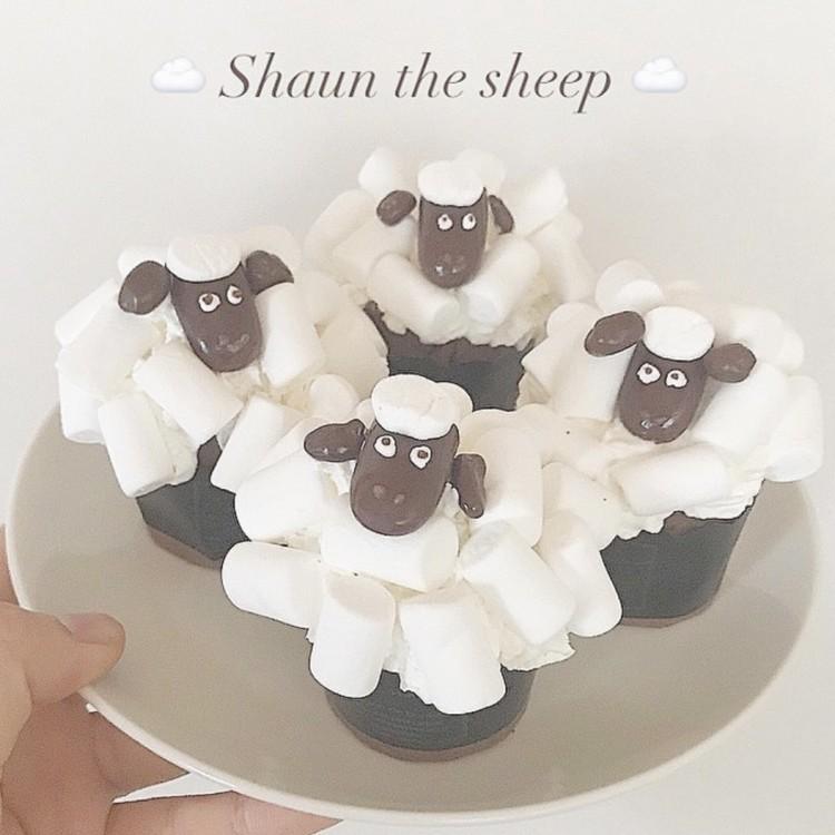 ! 羊のショーンマフィン !